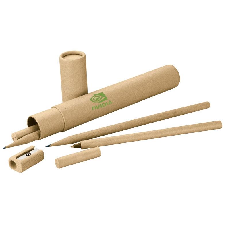 Eco Friendly Pen & Pencil Set