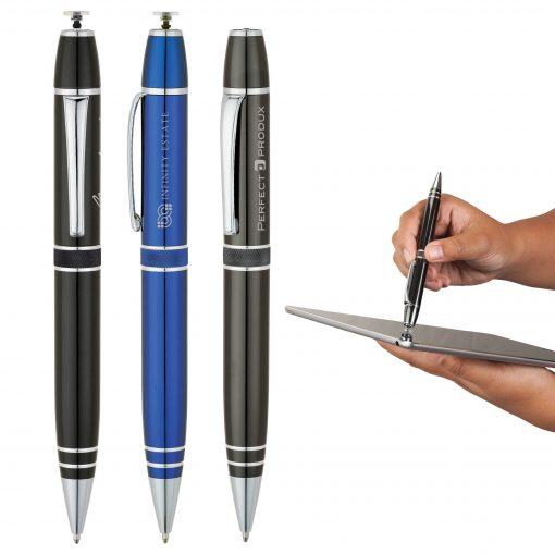 Basics® Elite Ballpoint Pen/Precision Stylus