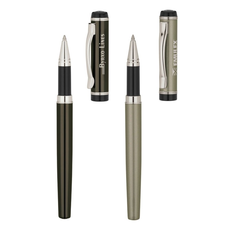Zara Metallic Finish Roller Ball Pen