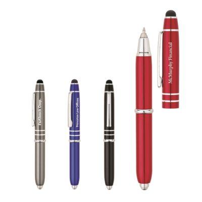 Jupiter Ballpoint Pen/Stylus/LED Light