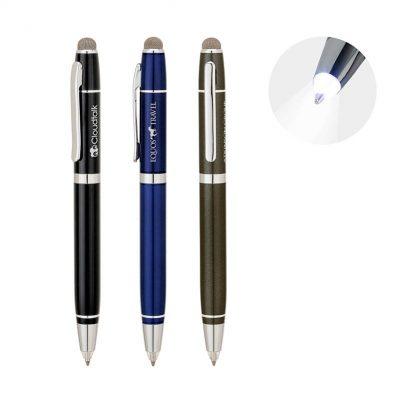 Infinity Ballpoint Pen / Stylus / LED Light