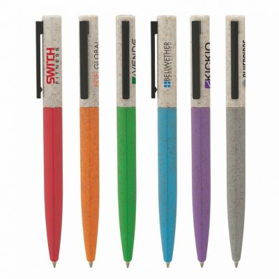 Clover Twist-Action Ballpoint Pen